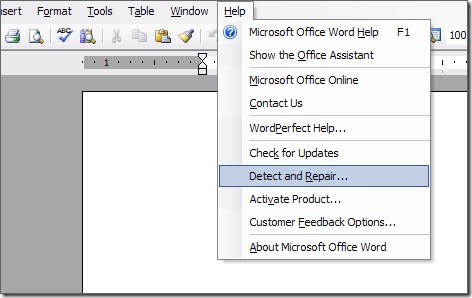 detect_repair_recover_corrupt_microsoft_office_work_documents