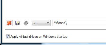 delete folder visual subst
