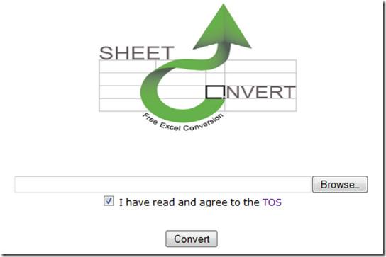 sheetconvert