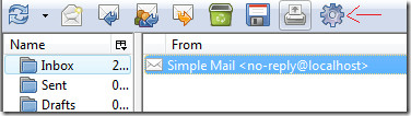 simplemail client