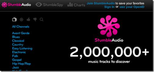 StumbleAudio