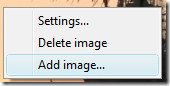 adding image to calendar