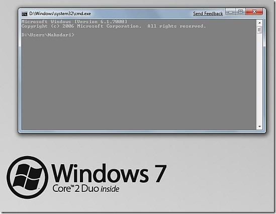 customized command prompt 2