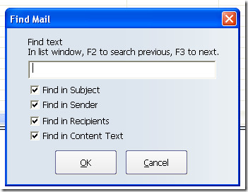 find email