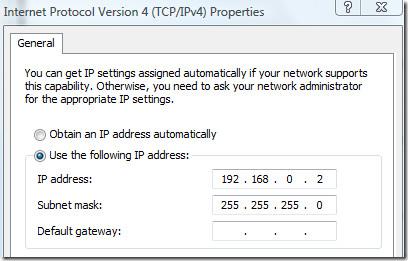Internet Protocol IP Properties 2