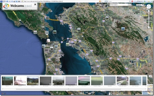 live webcam san francisco