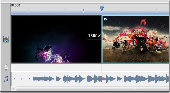 photostage increase slideshow duration