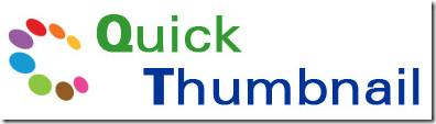 quck thumbnail logo