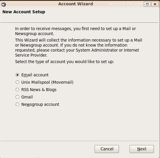 email-account-thunderbird