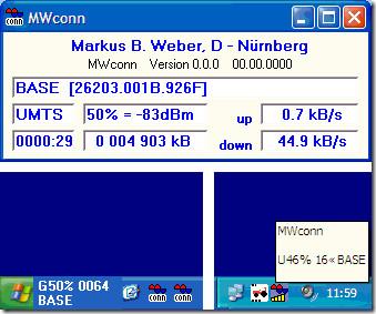 mwconn main 3g connection