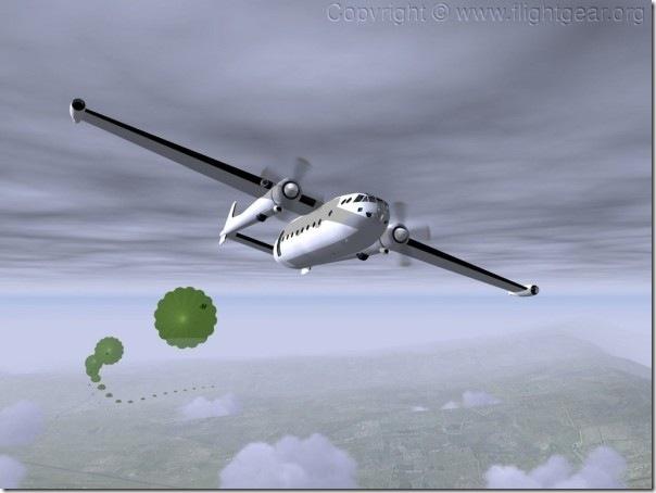 Noratlas-flightgear