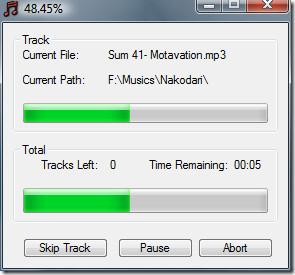 processing mp3 music compression