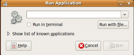 run-application