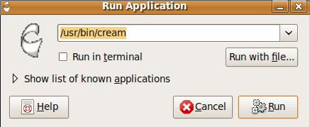 run-cream