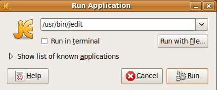 run-jedit