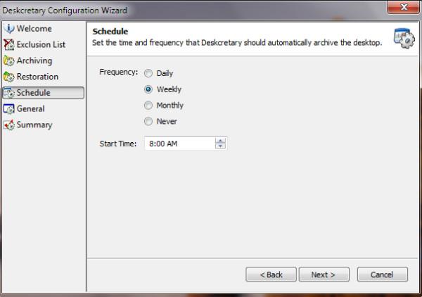 deskcretary-schedule