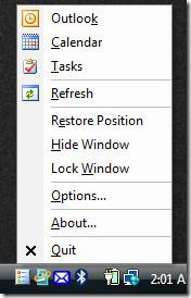 desktask desktop  calendar and tasks