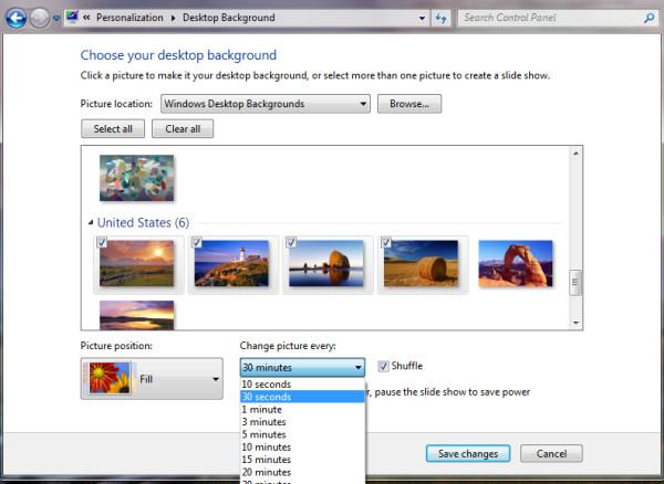 desktop-slideshow-settings