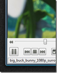 instant pausing vlc media player