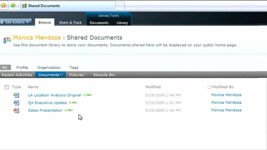 microsoft-shared-documents