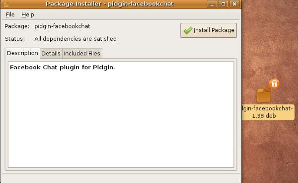 pidgin-install-start