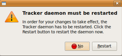 tracker-restart