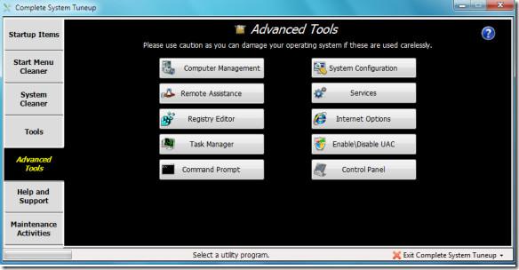 Advacned Tools