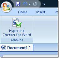 Hyperlink Checker