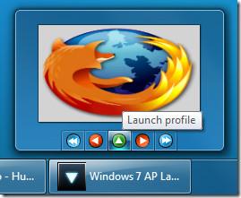 Launch Program Windows 7