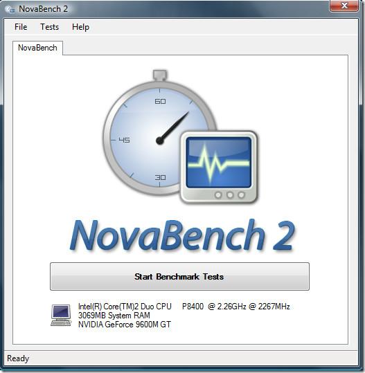 NovaBench 2