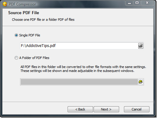 PDF Batch Compressor