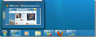KeyBoard Navigation TaskBar Windows 7