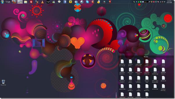 Nakodari Windows 7 Desktop
