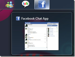 facebook chat windows 7