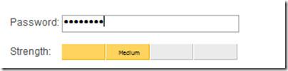 Microsoft Password Checker