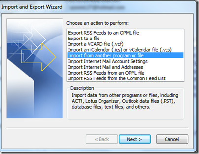 Imnport and Export