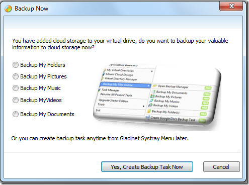 Azure Blob Storage Virtual Drive