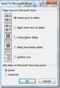 PowerPoint 2010 Layouts