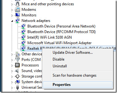 network device manage