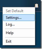 clipboard share context menu