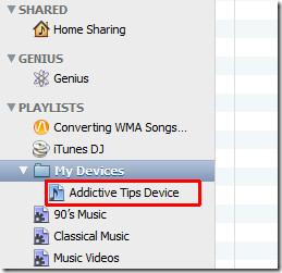 iTunesAgentDevices