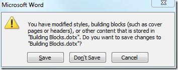 biuilding blocks save
