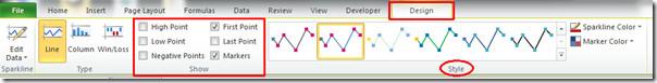 design spark lines 1