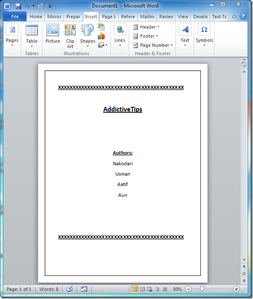 page cover`