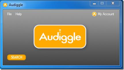 Audiggle main