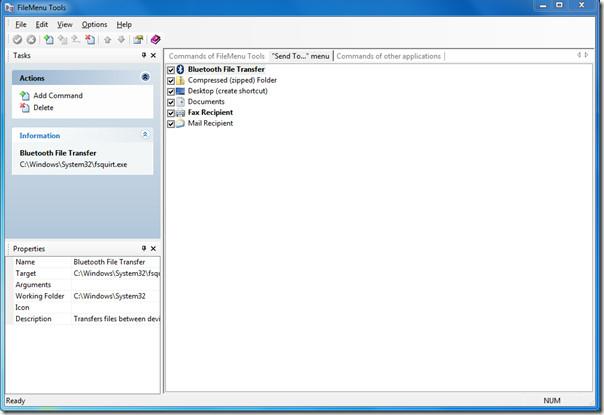 Windows Explorer Menu1