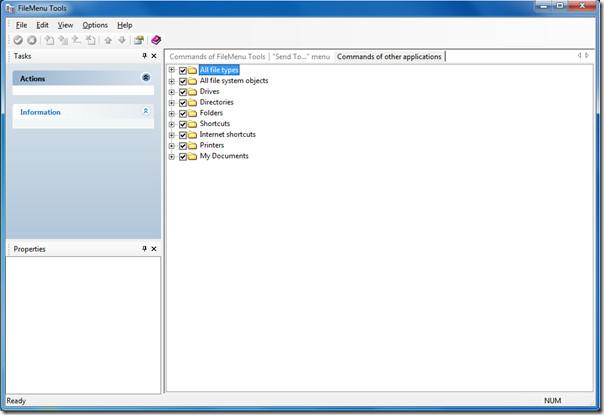 Windows Explorer Menu2