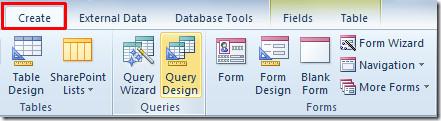query design