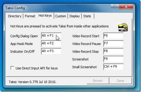 hot keys1