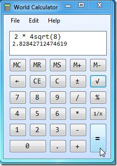 world-calculator